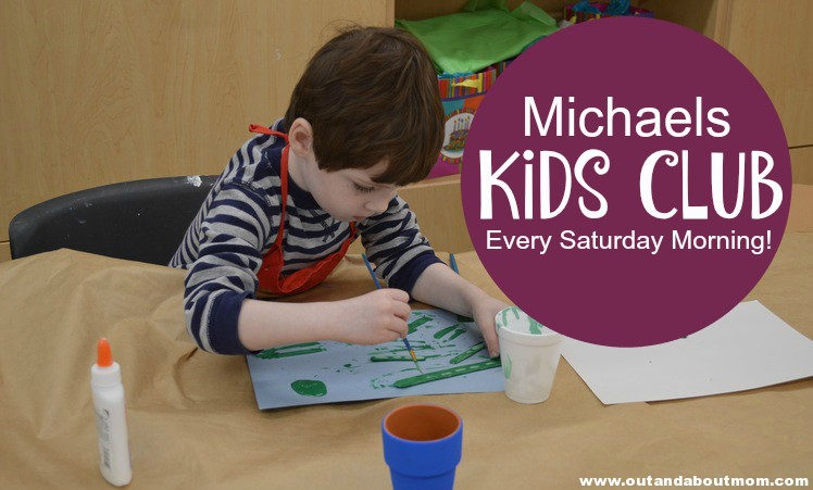Michaels kids club workshops for Michaels crafts manchester ct