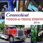 Connecticut Touch a Truck Events 2016