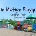Kids in Motion Playground at Bartlem Park