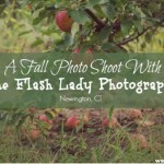 A Fall Photo Shoot With The Flash Lady Photography in Newington, CT