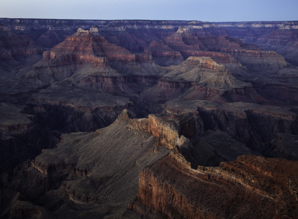 Landscape Photography - The Grand Canyon
