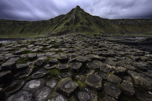 Landscape Photography - Giants Causeway
