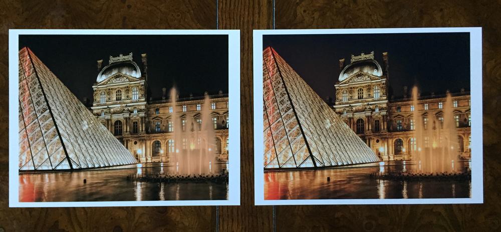 Louvre-Comparison