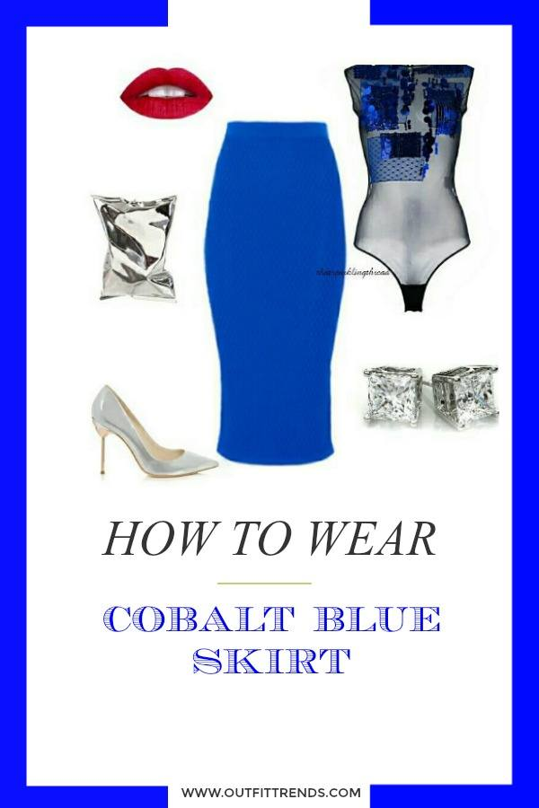 Cobalt Blue Skirt Outfits- 25 Ways to Wear Cobalt Blue Skirt Cobalt Blue Skirt Outfits- 25 Ways to Wear Cobalt Blue Skirt new photo