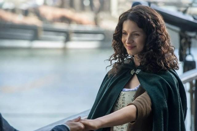 Claire Randall Fraser (Caitriona Balfe)
