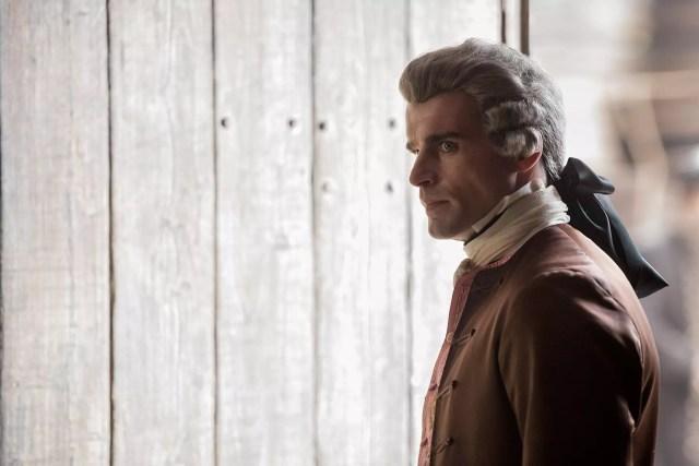 Comte St Germain (Stanley Weber)