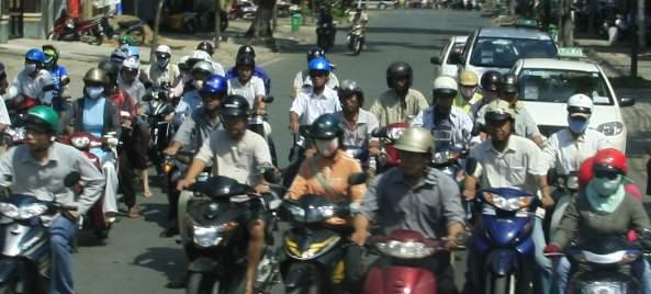 Vietnam – Cambodia to Ho Chi Minh city