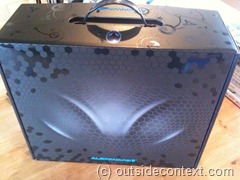 IMG ALIENWARE OutsideContext thumb Dell Alienware M11x Review: Portable Gaming Heaven?