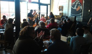 Live Music At The Coffee House