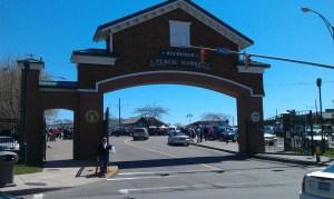 Rochester Public Market Entranceway