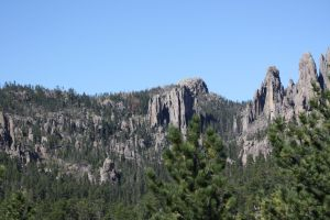The Black Hills And Needles Highway, SD