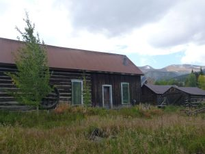 Historical Building In Breckenridge, CO