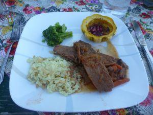 A Great Rosh Hashanah Dinner