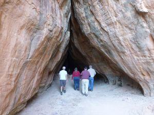 Tusher Tunnel