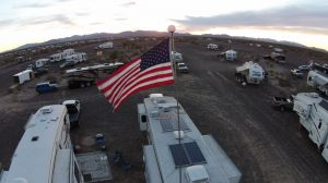 Flags Help Identify Your Rig