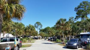 Emerald Coast RV Beach Resort Regular Sites