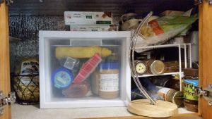 Extra Pantry Items