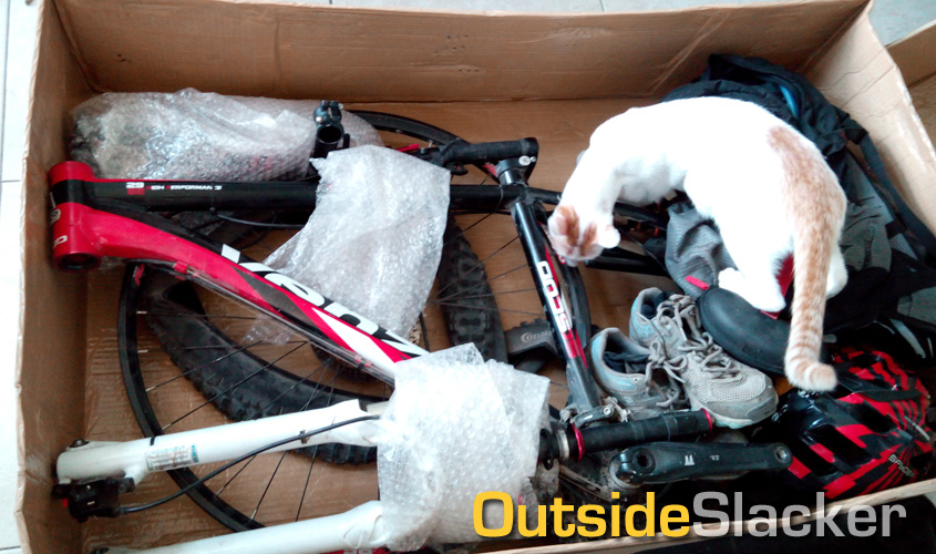 How to Pack Your Bike for Airline Travel