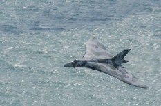 XH558 Eastbourne Airshow 2015
