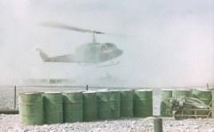 Bell 214B 'Big Lifter' Khasab, Sultanate of Oman