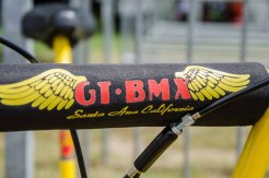 Old_School_BMX at Gosport BMX track 2014