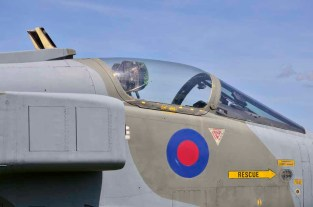SEPECAT Jaguar GR1, XX763 at Bournemouth Aviation Museum