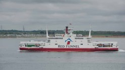 Red Funnel ferry Red Eagle