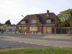 Former public house The Wych Way Inn