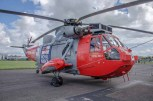 Sea King XV647 at Solent Airport Daedalus 100 years event