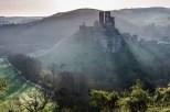 Corfe Castle, Isle of Purbeck, Dorset
