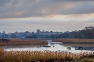 River Meon at Titchfield Haven _20190212_21332
