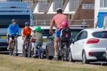 Lockdown cycling