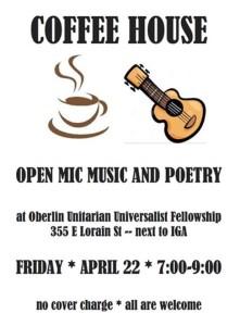 Coffee House - April
