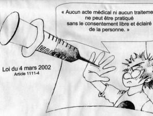 Les mécanismes de la contrainte vaccinale