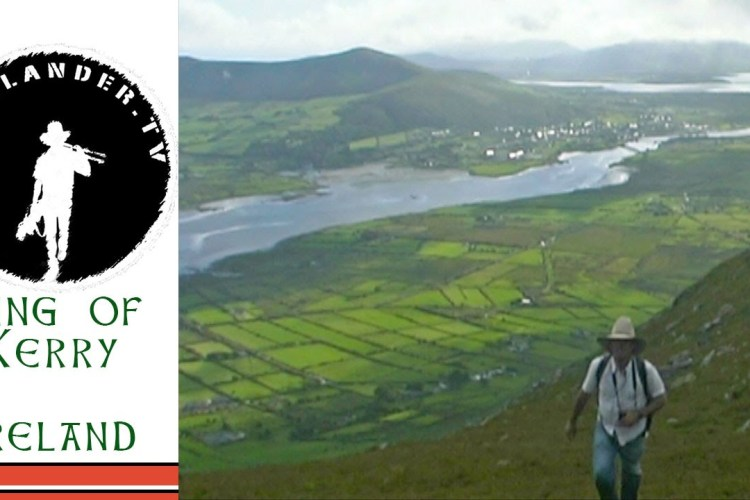 Ring of Kerry Travel Video Guide HD