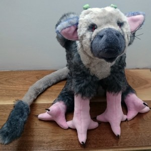 The Last Guardian - Trico plush