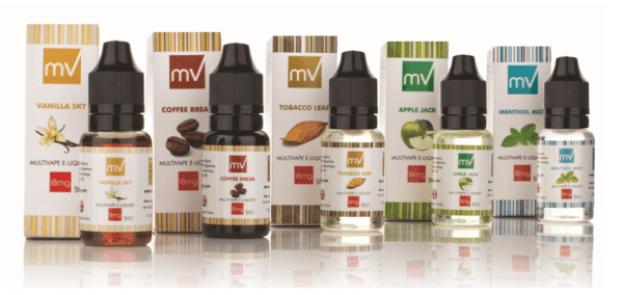 multivape flavours