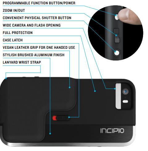 Incipio - usage