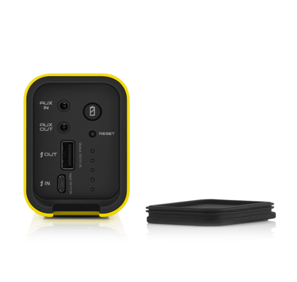 braven speaker how to connect