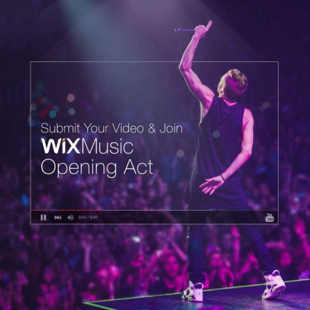 Wix Music 2.0 Opening Act still Macklemore approved