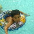 夏といえばプール!スパワールド