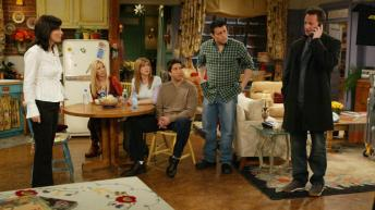 'Friends' is Coming to London! And You're Invited.