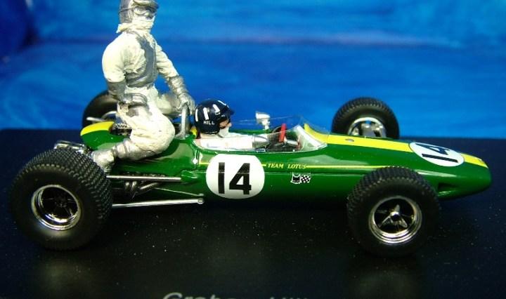 Siffert and Hill Monaco 1967