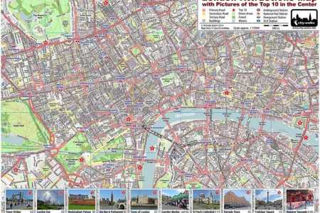 moscow map 1 london attractions map