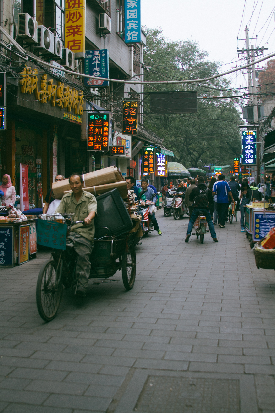 Xi'an Muslim Quarter – Part II