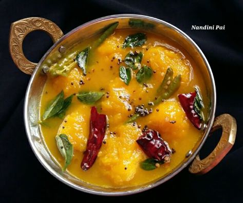 Mango Magic Contest Recipe – Mango Uppkari