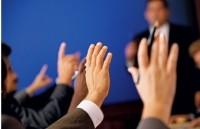 Main levée vote sociétaire