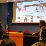 Unimos Bitcoin y Fintech en ESIC