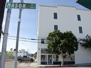 The 47,000-square-foot property at 25 E. Mason St. in Santa Barbara has been sold for a reported $17.5 million, marking the largest office and R&D property deals in the city in seven years. The entire building is leased for 10 years by music equipment maker Sonos. (Alex Drysdale / Business TImes photo)