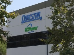 A year ago, the management team at Simi Valley-based Qualstar was ousted by Florida-based BKF Capital, which vowed to cut costs and executive compensation while expanding international sales.  (Stephen Nellis / Business Times photo)
